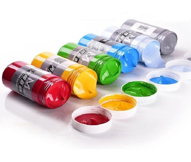 Creative Acrylic Paint Color