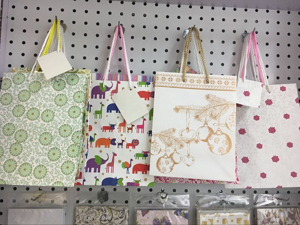 Patterned  Luxury Paper Gift Bags