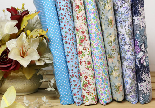 DIY Craft Fabric Floral Series 21inch*18inch