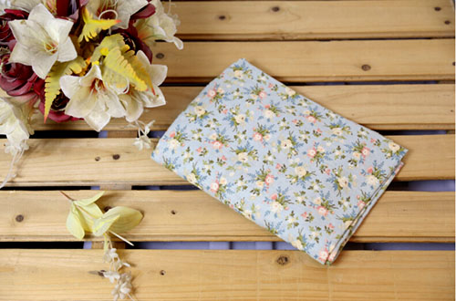 DIY Fabric 100% Cotton Floral-5