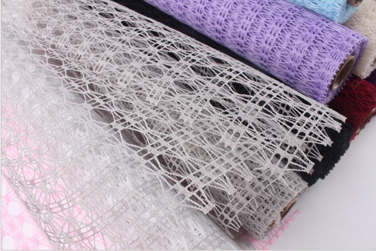 Diamond Pattern Mesh for Wrapping