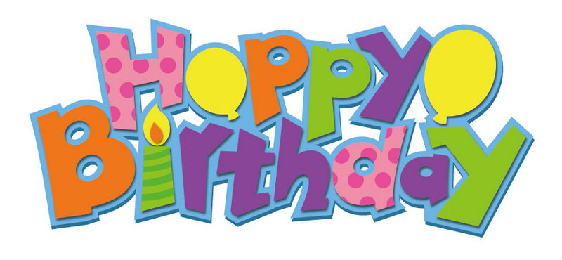 EVA Foam Letters-Happy Birthday